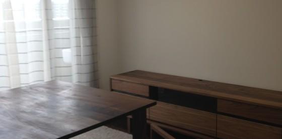 納品・施工事例のご紹介~草津市T様邸 家具・オーダーカーテン・照明一式~
