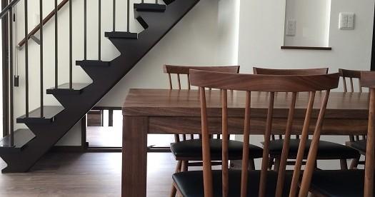 納品・施工事例のご紹介~大津市T様邸 家具・オーダーカーテン・照明一式~