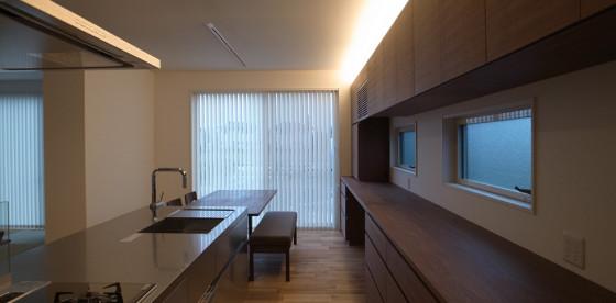 納品施工事例のご紹介~守山市T様邸 家具・造作家具・オーダーカーテン一式~