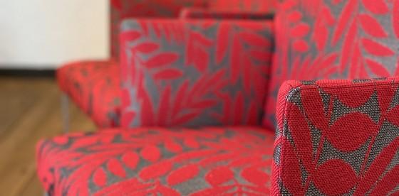 納品・施工事例のご紹介~お椅子の張替え~